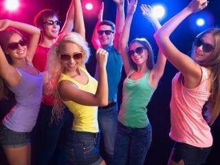 Black Tie Productions teen summer dance