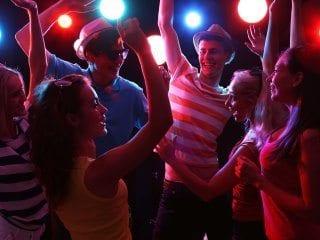 Black Tie Productions School dance - summer dance