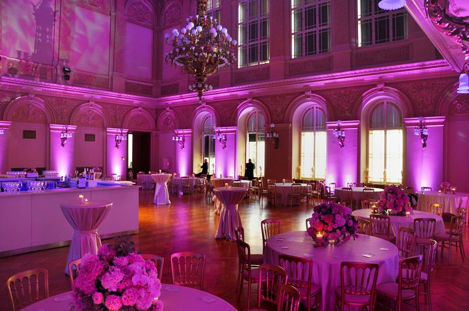 Why You Should Choose Up-Lighting for Your Wedding