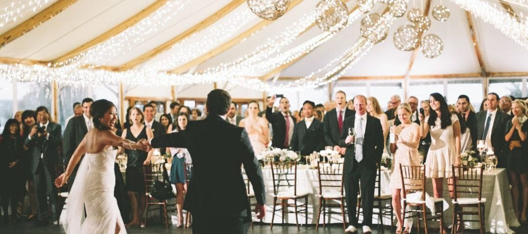 Ideas for Creating a Fun Wedding Reception | Black Tie Productions