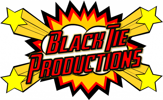 Black Tie Productions Logo